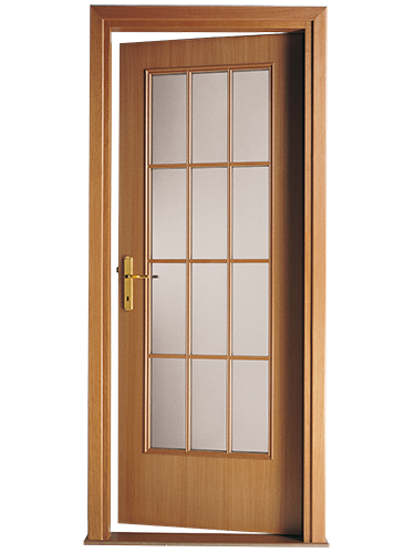 Fapiserramenti porte in legno - Porte noce tanganica ...